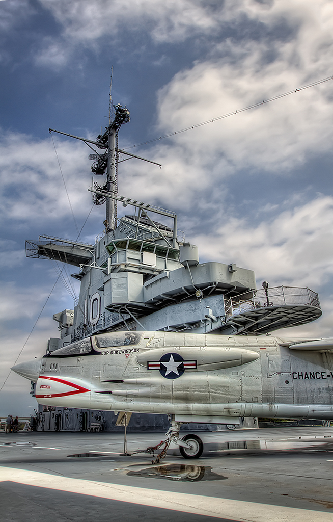 Patriots Point USS Yorktown Charleston South Carolina