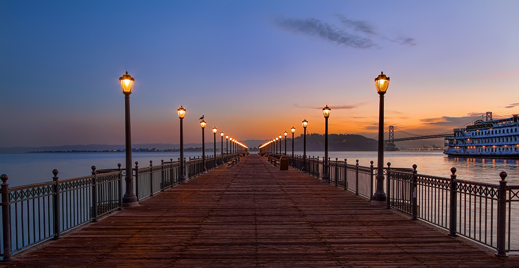 The First At Pier 7 ⋆ Michael Criswell Photography