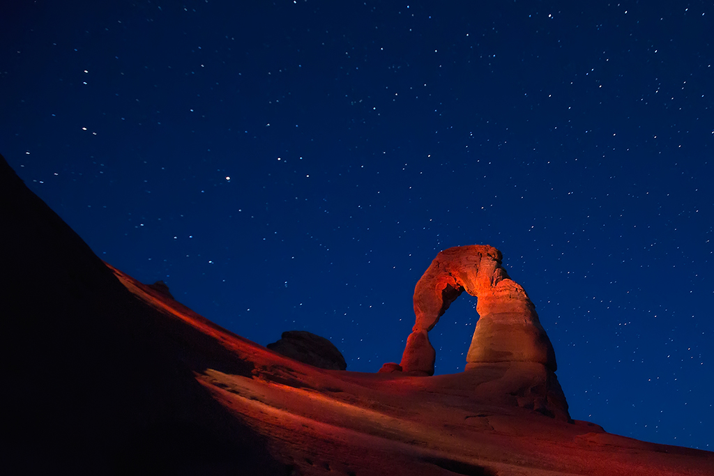 Theaterwiz, Moab, Light Painting, Arches